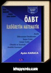 ÖABT İlköğretim Matematik Konu Anlatımlı Çıkmış Sınav Soruları