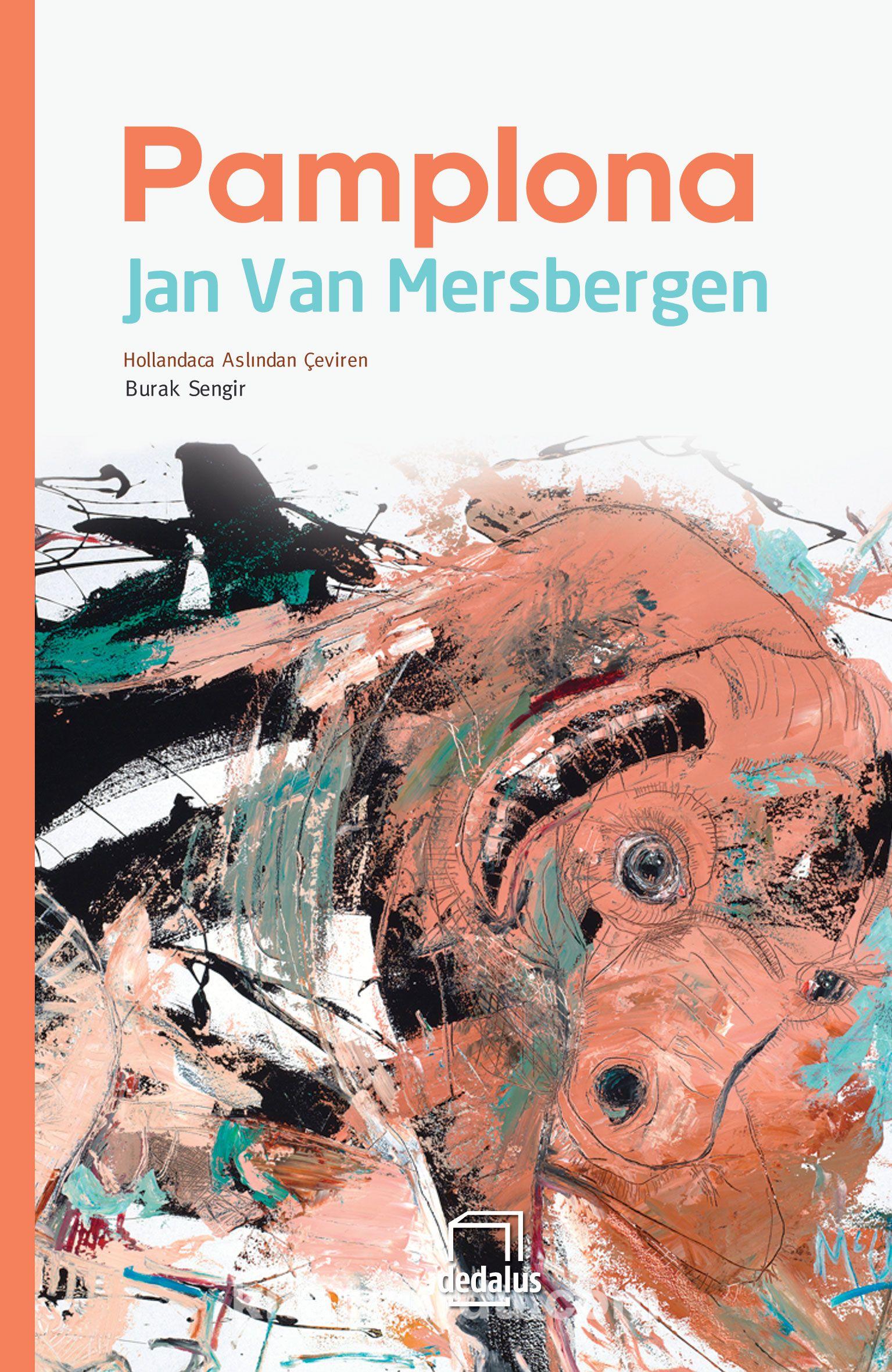 Pamplona - Jan Van Mersbergen pdf epub