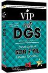 2020 DGS VIP Sayısal Sözel Yetenek Son 7 Yıl Tamamı Çözümlü Çıkmış Sorular