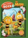 Arı Maya Noktalarla Boya 1