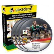 ALES Türkçe Çözümlü Soru Bankası Eğitim Seti (6 Dvd)