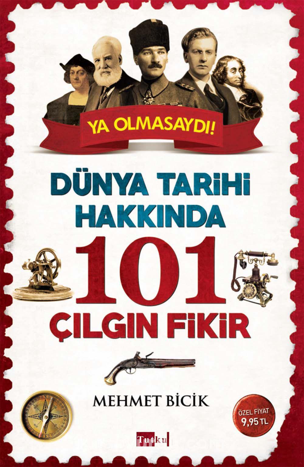 101 Çılgın Fikir - Mehmet Bicik pdf epub