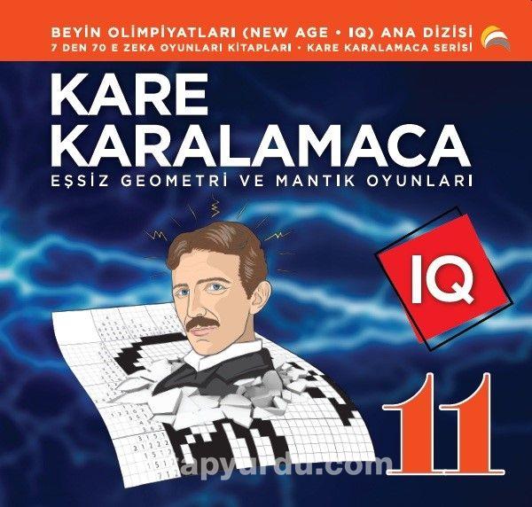 Kare Karalamaca 117'den 70'e Zeka Oyunları KitaplarıEşsiz Geometri ve Mantık Oyunları - Ahmet Karaçam pdf epub