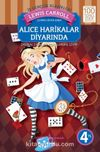 Alice Harikalar Diyarında (Karton Kapak)