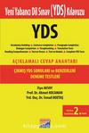Yeni Yabancı Dil Sınav (YDS) Kılavuzu / Açıklamalı Cevap Anahtarı