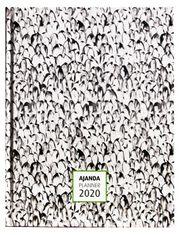 2020 Penguins Haftalık Ajanda (Kod:3066)