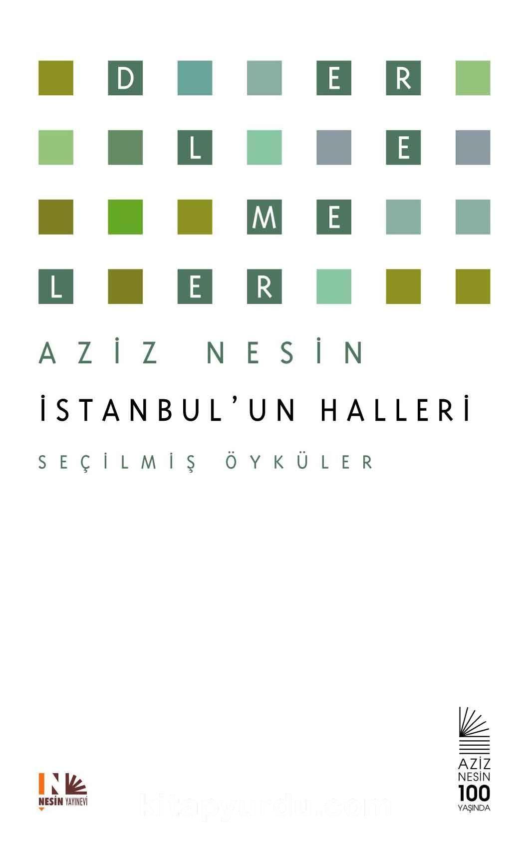İstanbul'un Halleri - Aziz Nesin pdf epub