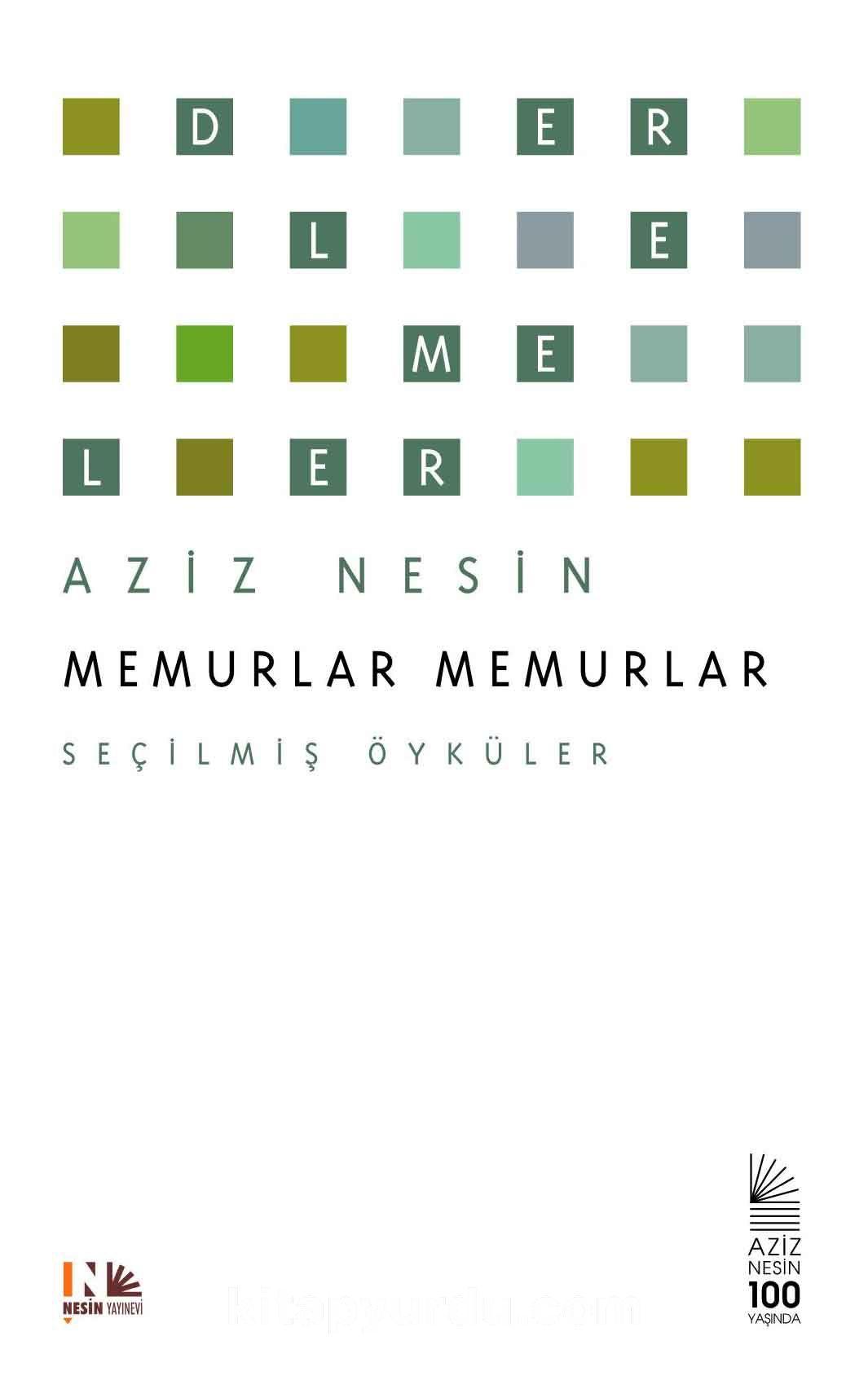 Memurlar Memurlar - Aziz Nesin pdf epub