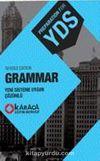 Preparation for YDS Revised Edition Grammar (Yeni Sisteme Uygun Çözümlü)