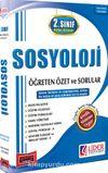 AÖF 2. Sınıf Bahar Dönemi Sosyoloji Öğreten Özet ve Sorular (4. Yarıyıl) (AF-124-SOS)