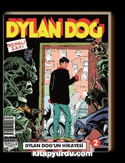 Dylan Dog Sayı:2 / Dylan Dog'un Hikayesi