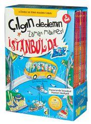 Çılgın Dedemin Zaman Makinesi İstanbul'da (10 Kitap)