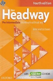 New Headway Pre Intermediate Workbook Without Key CD'li