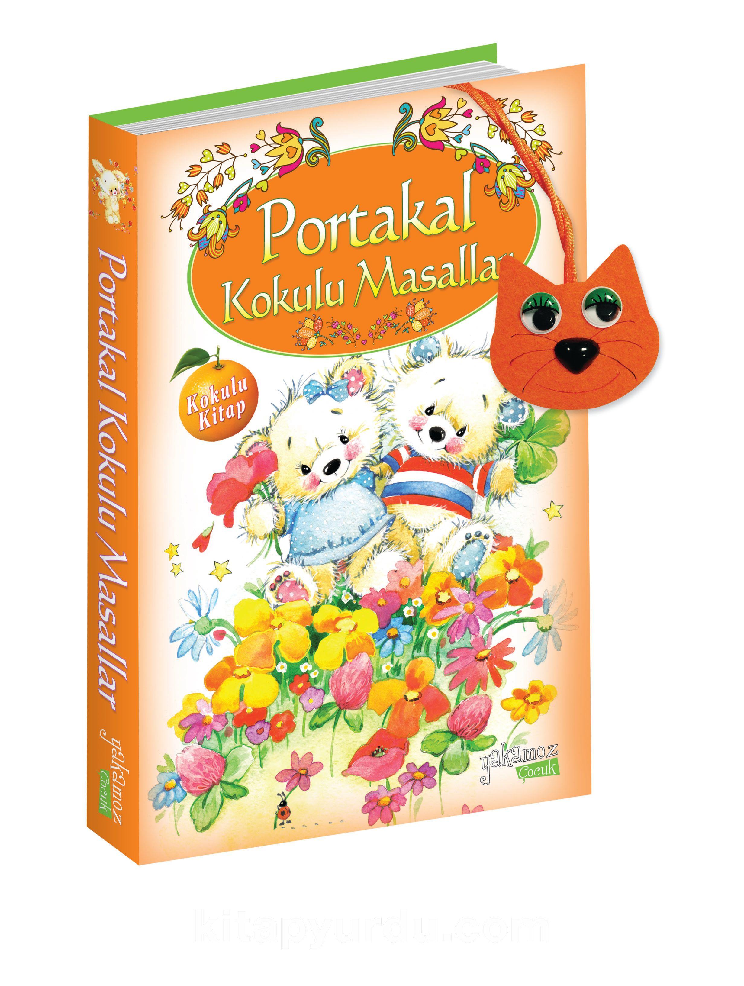 Portakal Kokulu Masallar - Anonim pdf epub