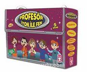 Profesör İyon İle Fen- Set (5 Kitap)