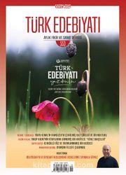 Türk Edebiyatı Aylık Fikir ve Sanat Dergisi Sayı: 553 Kasım 2019