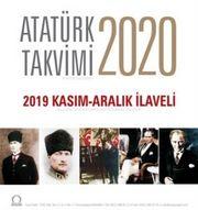 2020 Atatürk Duvar Takvimi