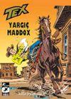 Tex Klasik Seri 9 / Yargıç Maddox - Yüz Çehreli Adam
