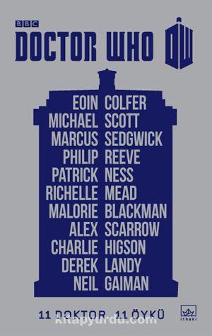 Doctor Who: 11 Doktor 11 Öykü (Karton Kapak) - Neil Gaiman pdf epub