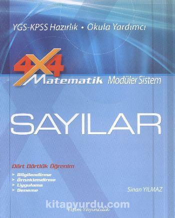 YGS-KPSS Hazırlık 4x4 Matermatik Modüler Sistem Sayılar - Sinan Yılmaz pdf epub