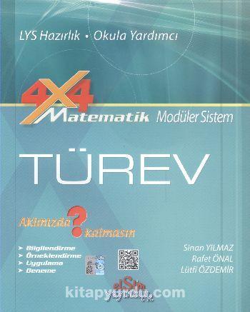 LYS Hazırlık 4x4 Matematik Modüler Sistem Türev - Sinan Yılmaz pdf epub
