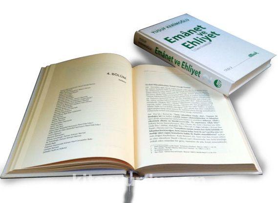 Emanet ve Ehliyet (İslam İlmihali) (2 Cilt) - Yusuf Kerimoğlu pdf epub