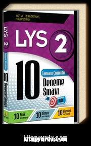 LYS 2 Tamamı Çözümlü 10 Deneme Sınavı / Fizik-Kimya-Biyoloji