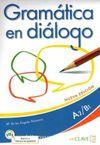 Gramatica en Dialogo A2-B1 +Audio Descargable