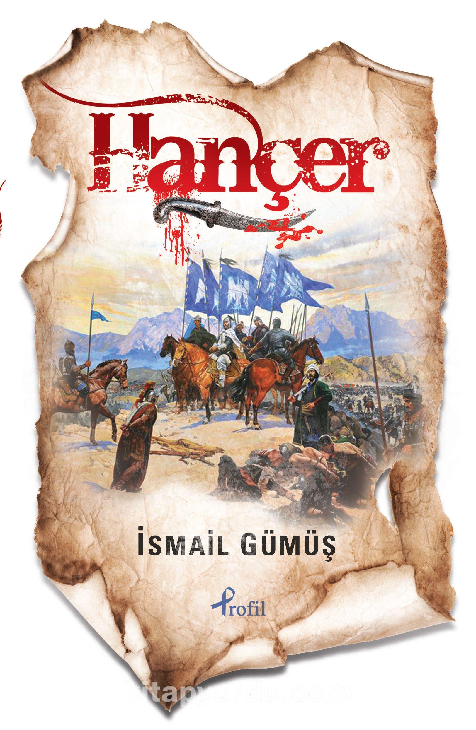 Hançer - İsmail Gümüş pdf epub