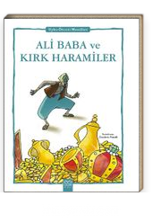 Ali Baba ve Kırk Haramiler / Uyku Öncesi Masalları Serisi