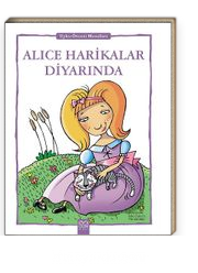 Alice Harikalar Diyarında / Uyku Öncesi Masalları Serisi