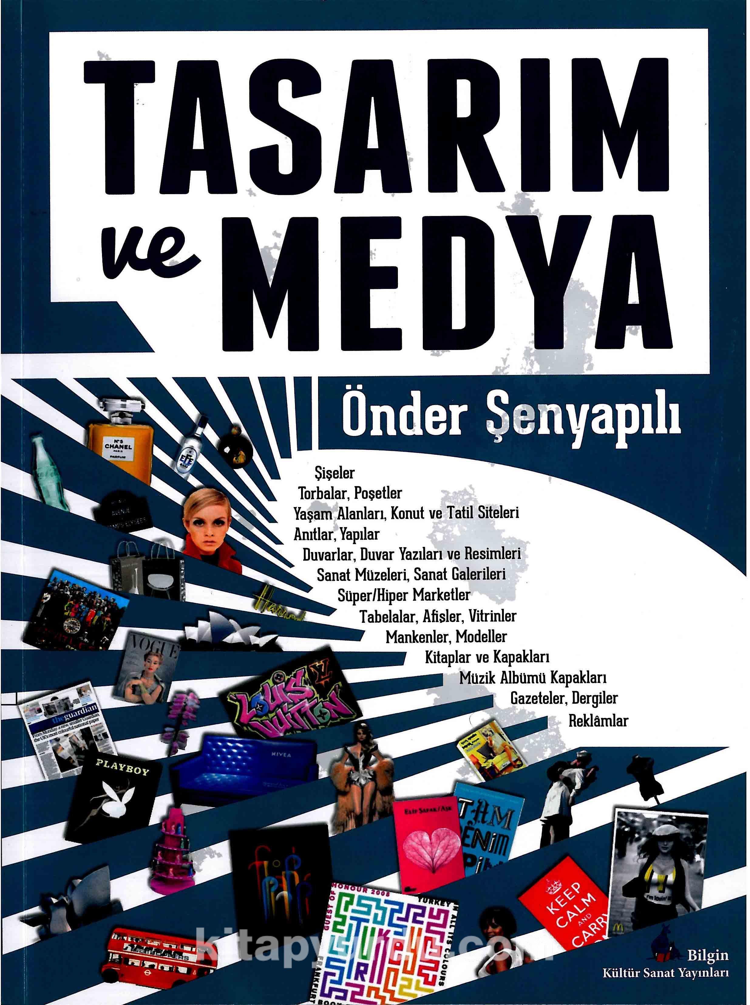 Tasarım ve Medya - Önder Şenyapılı pdf epub