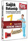 2015 GYS Sağlık Bakanlığı 7 Deneme Sınavı Tamamı Çözümlü