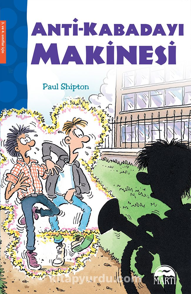 Anti Kabadayı Makinesi - Paul Shipton pdf epub