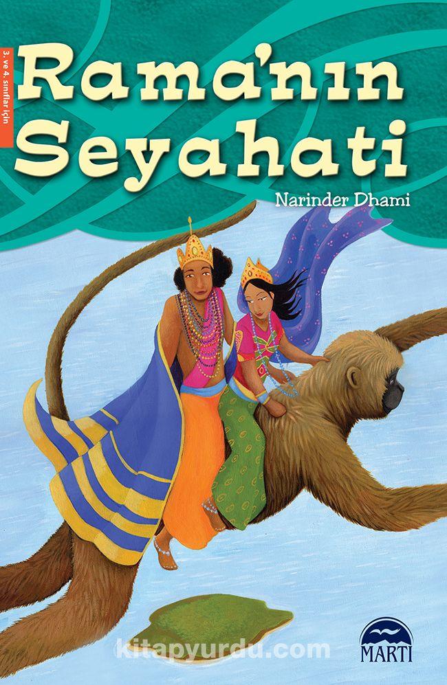 Rama'nın Seyahati - Narinder Dhami pdf epub