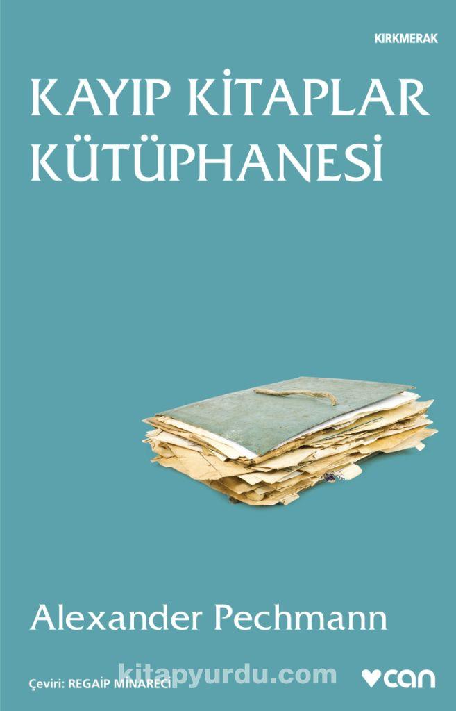Kayıp Kitaplar Kütüphanesi - Alexander Peachmann pdf epub