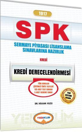 SPK Kredi Derecelendirmesi - Volkan Kuzu pdf epub
