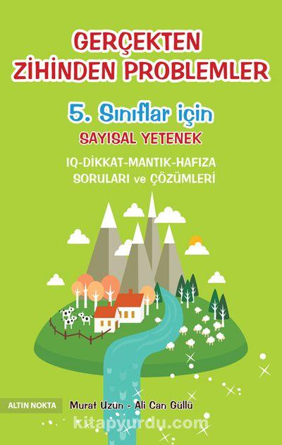 Gerçekten Zihinden Problemler (5. Sınıflar İçin) - Ali Can Güllü pdf epub