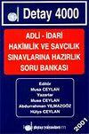 Adli-İdari Hakimlik ve Savcılık Sınavlarına Hazırlık Soru Bankası