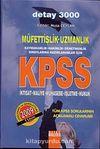 Müfettişlik-Uzmanlık-Kaymakamlık-Hakimlik-Denetmenlik-KPSS Hazırlık Kitabı ve Soru Bankası