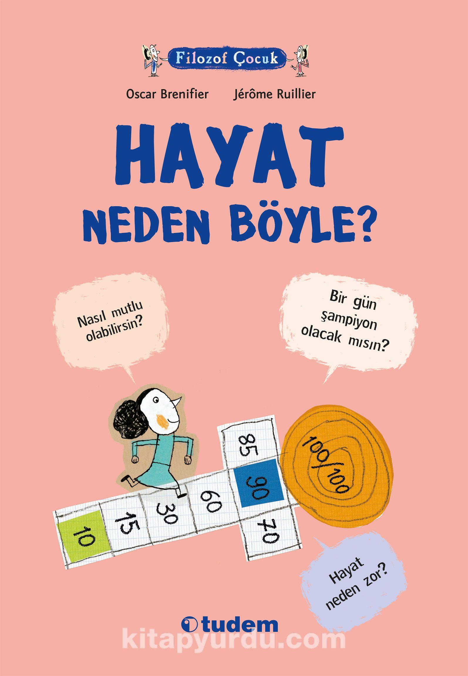 Filozof Çocuk / Hayat Neden Böyle? - Oscar Brenifier pdf epub