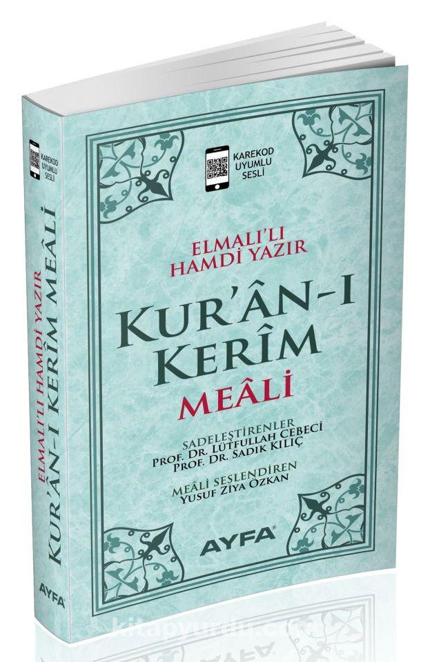 Kur'an-ı Kerim Meali (Metinsiz Meal) (Yeşil-Pembe-Sarı) (Kod:Ayfa-109) - Elmalılı Hamdi Yazır pdf epub