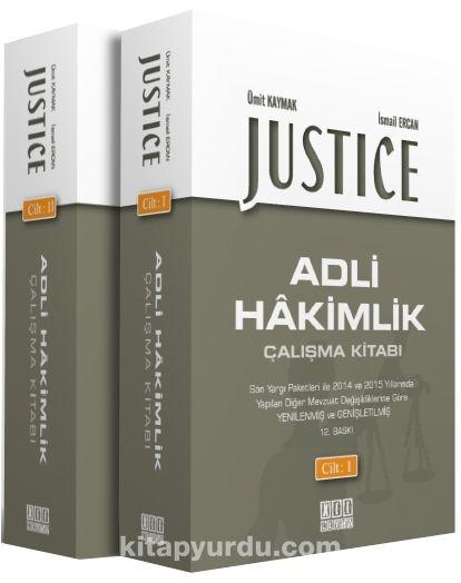 Justice / Adli Hakimlik Çalışma Kitabı (2 Cilt) - Ümit Kaymak pdf epub