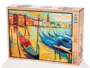 Venedik İtalya Ahşap Puzzle 2000 Parça (UK52-MM)