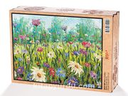 Yabani Çiçekler Ahşap Puzzle 2000 Parça (BC55-MM)