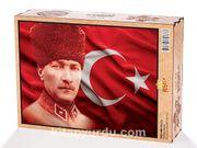 Atatürk Ahşap Puzzle 2000 Parça (TR53-MM)