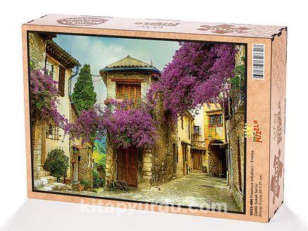 Provence Sokakları - Fransa Ahşap Puzzle 2000 Parça (SK53-MM)