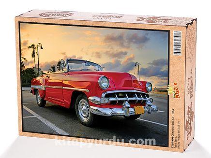 Chevrolet Bel Air - 1954 Ahşap Puzzle 2000 Parça (TT50-MM)