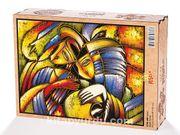 Yüzler Ahşap Puzzle 2000 Parça (ST50-MM)