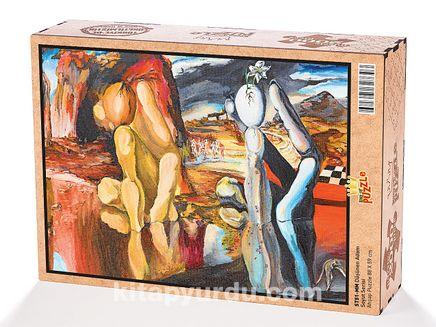 Düşünen Adam Ahşap Puzzle 2000 Parça (ST51-MM)